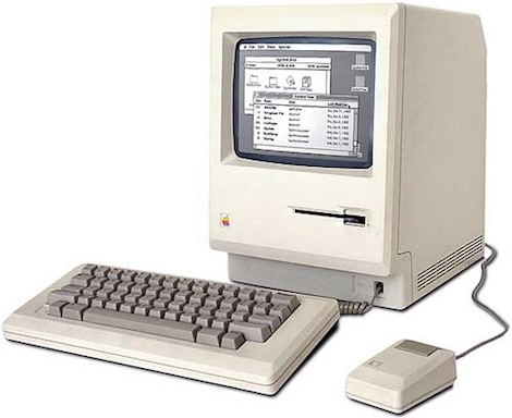 Min första Mac