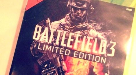 Blåst på Battlefield