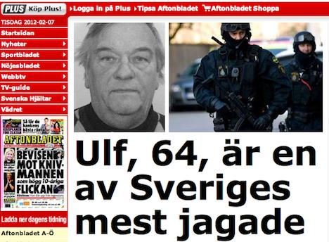 Akta dig för Ulf