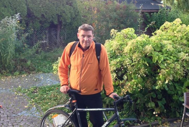 500 kilometer på cykel