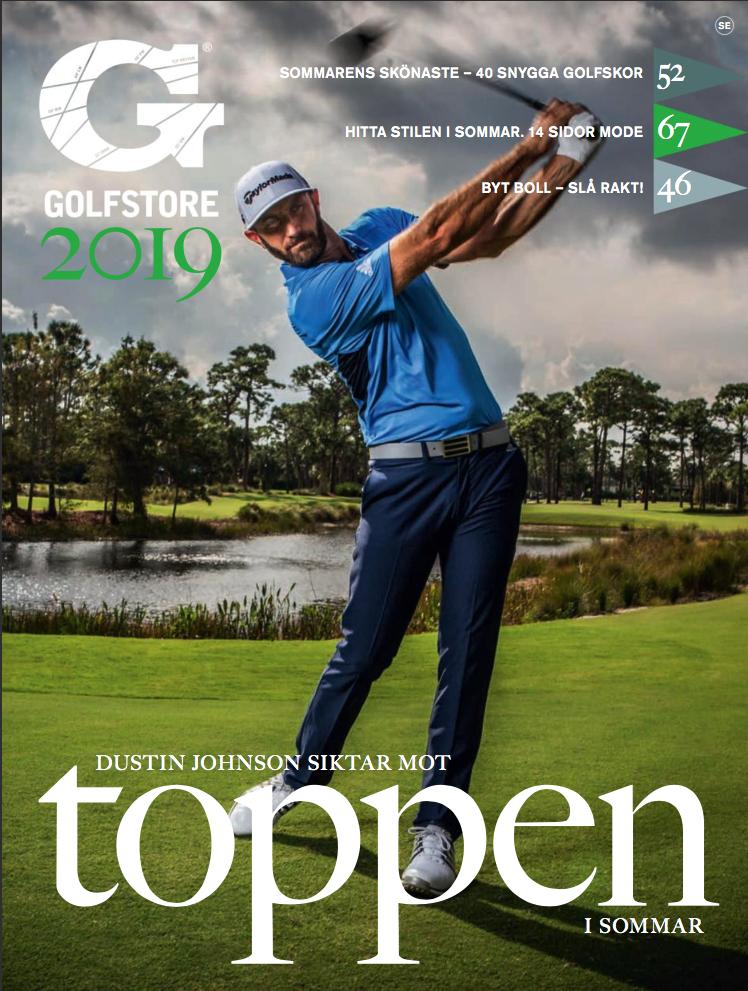 Golfstore Magasin, våren 2019